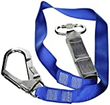 PORFP50RBR - Webbing Lanyard With Shoc Royal - R - One Size EU / UK