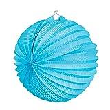 Boland 30464 - Globo Laterne, blau