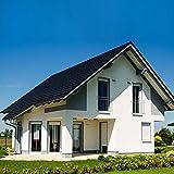 Home Deluxe Balkongeländer | Verschiedene Größen | Rostfreies V2A Edelstahl | Inklusive Zubehör | 184 x 90 cm Vergleich