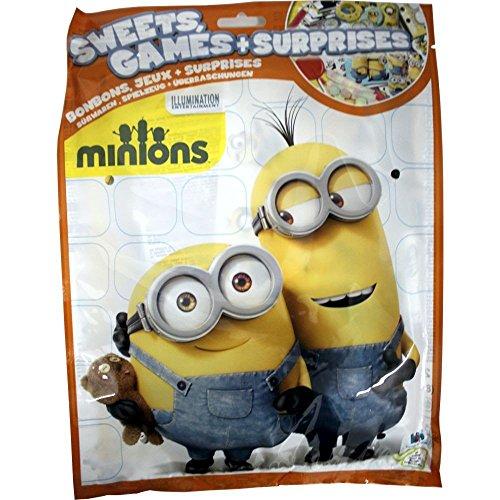Preisvergleich Produktbild Große Minions Wundertüte mit Überraschung 29g