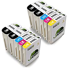 JARBO Compatible 940xl Ink Cartridges Compatible with Officejet Pro 8000 Wireless, 8000AIO, 8000W, 8500, A809, A909a, A909g, A909n, 8500A e-All-in-One Plus, All-in-One 8500AIO, 8500W (4 Black,2 Cyan,2 Magenta,2 Yellow)