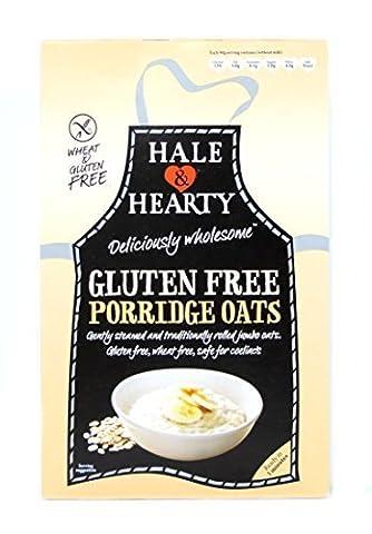 Hale & Hearty Foods G/F Pure Porridge Oats 325G by Hale & Hearty Foods