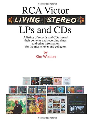 RCA Victor Living Stereo LPs & CDs