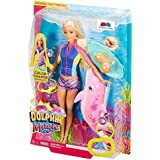 GRAPPLE DEALS Doll Dolphin Magic Color Change Swimsuit With Dolphin And Puppy For Kids.