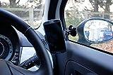 Supporto Auto Per Meizu PRO 6 Plus / M3X / Pro 6s / M5 / M3 Max / M3E / M3S / Pro 6 / 5 | M2 | MX5 | M2 Note | MX4 Note | MX3 - Ventosa Finestra / Parabrezza - Girevole - DURAGADGET