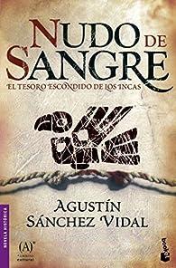 Nudo de sangre par Agustín Sánchez Vidal