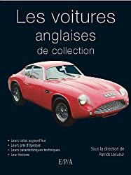 Voitures anglaises de collection
