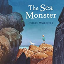 The Sea Monster by Chris Wormell (2005-01-01)