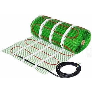 Electric Underfloor Heating Mat Self Adhesive KIT 150W/m2 - Lifetime Guarantee! (Heating MAT Sample, No Thermostat)