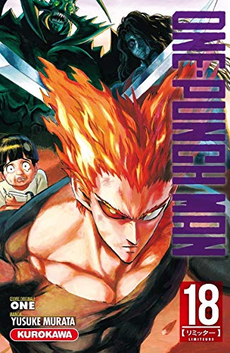 ONE-PUNCH MAN - tome 18 (18)