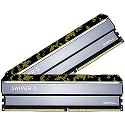 G. Skill DDR416GB PC 3600cl19Kit (2X 8GB) 16gsxkb Sniper