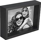10 x 15 cm Box Cadre Photo, Wenge