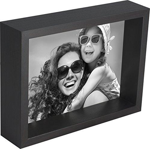 10 x 15 cm Box Bilderrahmen, Wenge
