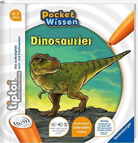 tiptoi® Dinosaurier (tiptoi® Pocket Wissen) -