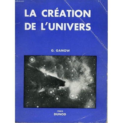 La création de l'univers. traduit par geneviève guéron.