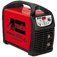 Telwin superior 320 CE vrd electrodo sudor dispositivo Wig sudor dispositivo DC 10 ...