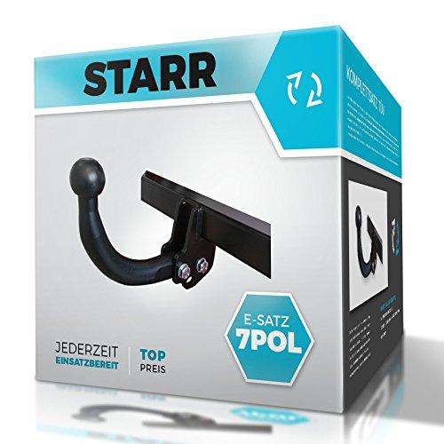 HYUNDAI TUCSON 2015- TL Anhängerkupplung Starr Mit N7 E-satz 7 Pol Check-Control PDC Abschaltung