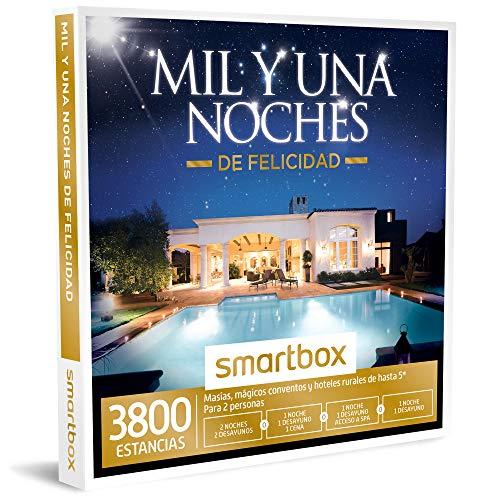 SMARTBOX - Caja Regalo -MIL Y UNA NOCHES DE FELICIDAD - 1545 masías, conventos y hoteles...