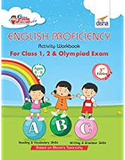 Perfect Genius English Proficiency Activity Workbook for Class 1, 2 & Olympiad Exams