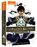 The Legend Of Korra: The Complete Series [DVD]