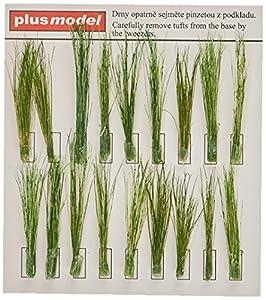 Plus-Model 473-Accesorios de construcción Tufts of Reeds de Green