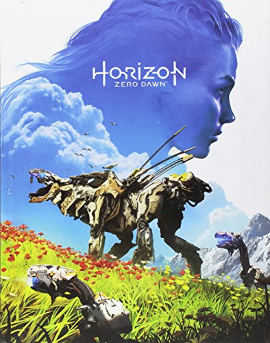 Horizon Zero Dawn Collectors Edition Guide por Future Press