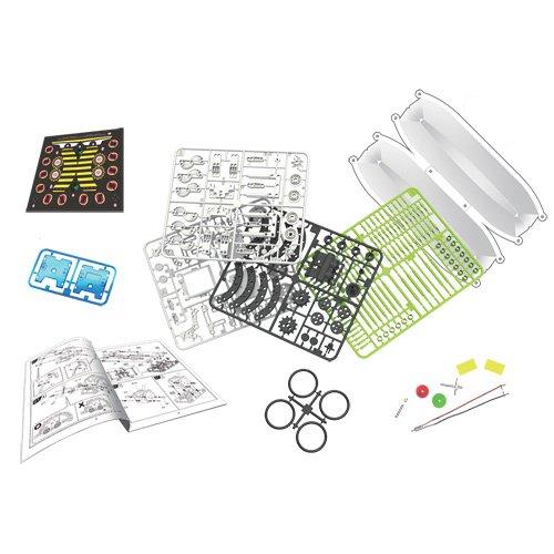 51wzTlmgKIL - ItsImagical - 14 x 1 Eco-Robot, juego de construcción (Imaginarium 66886)