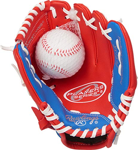 Rawlings Players Youth Tball / Baseball Glove Series (Ages 3-9)
