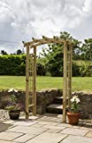 zest4leisure Moonlight Arch – Holz