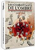 Les Combattants de l'ombre (La Résistance européenne 1939-1945) [Francia] [DVD]