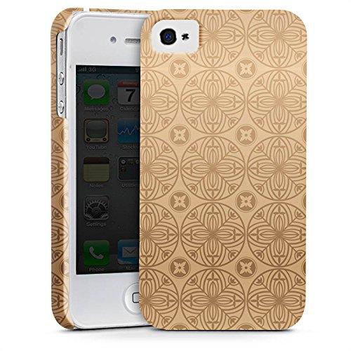 Apple iPhone X Silikon Hülle Case Schutzhülle Blume Flower Muster Premium Case glänzend
