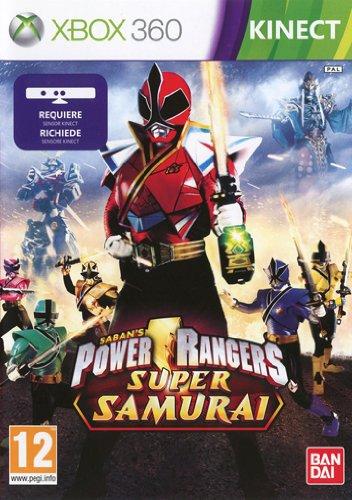 power rangers: super samurai (kinect)