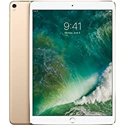 Apple iPad Pro MQF12HN/A Tablet (10.5 inch, 64GB, Wi-Fi + 4G LTE), Gold