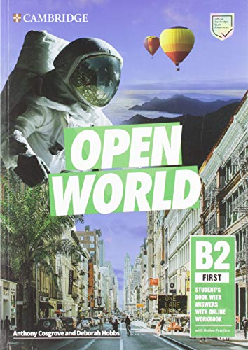Open World First Student's Book with Answers with Online Workbook