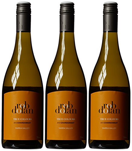 £39.20 New Rob Dolan True Colours Chardonnay 2012 Wine 75 cl (Case of 3)