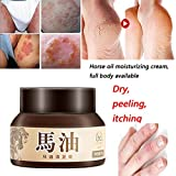 Diadia Horse Oil Cracked Heel Balm Cream For Rough Dry & Cracked Chapped Feet Heel Skin
