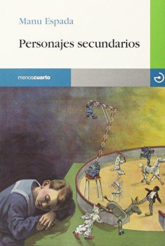 Personajes Secundarios (Reloj de arena)
