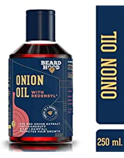 Onion Oil with Redensyl for Hair Growth 20 Red Onion Extra