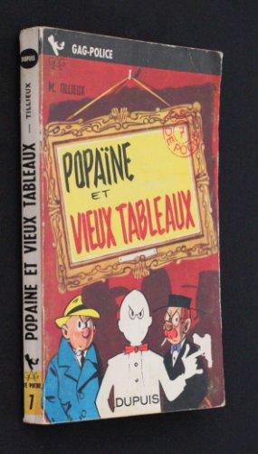 Popaïne et vieux tableaux (Gag de poche police n°7)