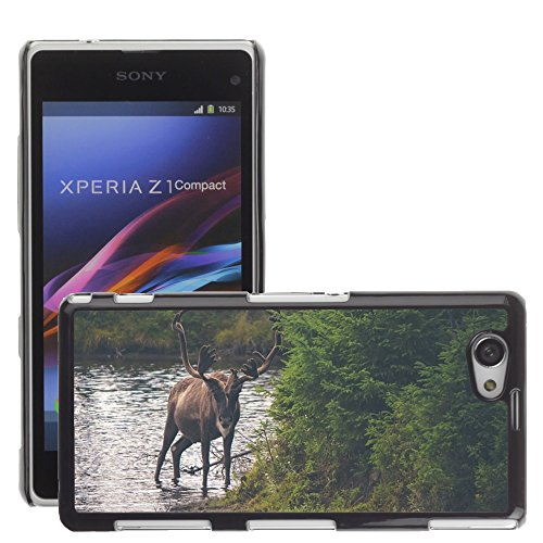 premio-sottile-slim-cassa-custodia-case-cover-shell-m00127069-elk-moose-deer-canada-alaska-animale-s