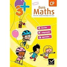 Euro Maths CP éd. 2011 - Fichier de l'élève + Aide-mémoire