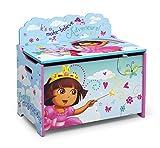 Delta Children Deluxe Toy Box, Dora