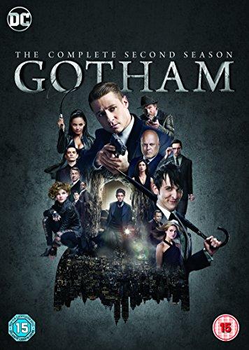 Preisvergleich Produktbild Gotham - Season 2 [DVD] UK-Import, Sprache-Englisch