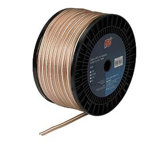 Real Cable LC250012 Câble Haut parleur 100 m