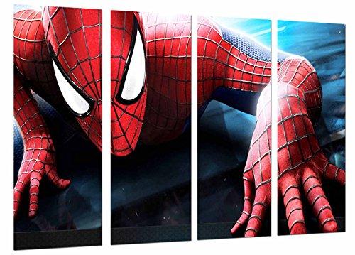 Cuadro Camaras Fotográfico Spiderman