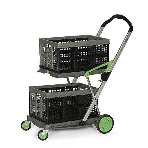 Transport-Klappmobil Clax mit 2 Faltboxen