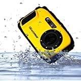 ETTG BP88 Camera Waterproof Digital Video Camera 2.7