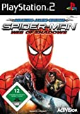 Activision Spider-Man: Web of Shadows, PS3