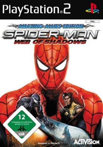 Spider-Man: Web of Shadows [Importación alemana]