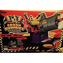 Crash Test Dummies Crash Cannon Mib by Tyco by tyco